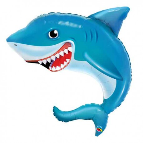 "Foil de 36"" (91Cm) Tiburon Sonriente"