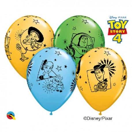 "Globos 11"" Toy Story 4 B6"