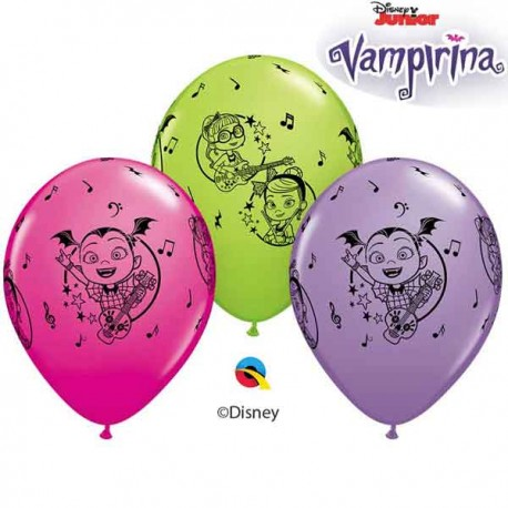 "Globos 11"" Vampirina B6"