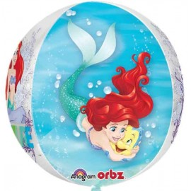 "Globos ORBZ 16"" Ariel Dream"