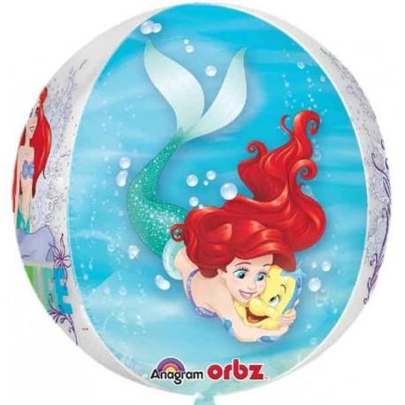 """Globos ORBZ 16"""" Ariel Dream"""