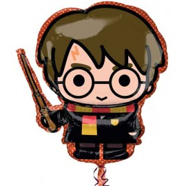 "Globos Foil 31"" x 19"" Harry Potter"