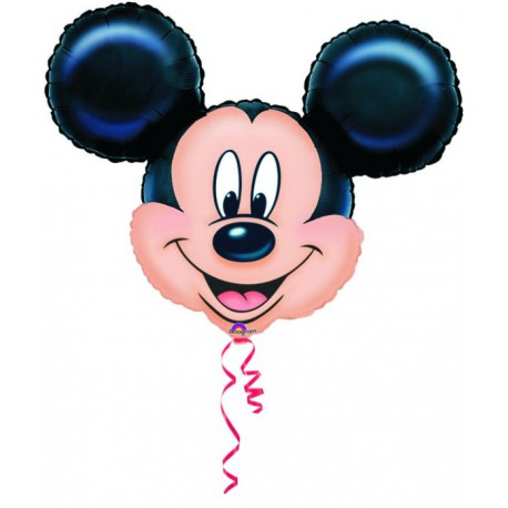 "GLOBOS DE FOIL SUPERSHAPE 27"" MICKEY"