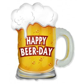 Globos de foil de 69Cm x 60Cm Beer Day