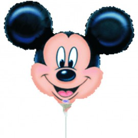 Globos de foil Mickey mini