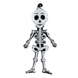 """Globos de foil de 29"""" Esqueleto Linky"""