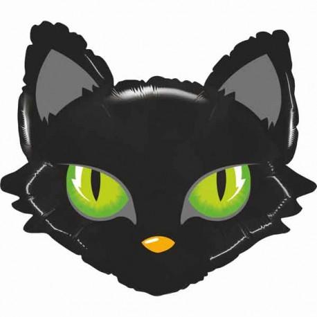 "Globos de foil de 28"" Gato Raro"