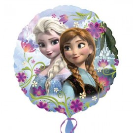 "Globos de foil 17"" Frozen Ana Y Elsa"