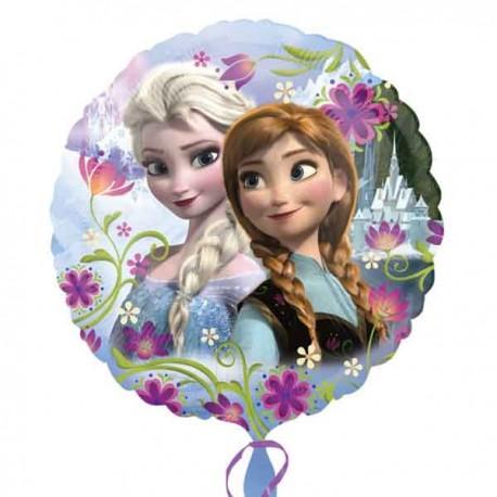 "Globos de foil 17"" Frozen 2 Ana Y Elsa"