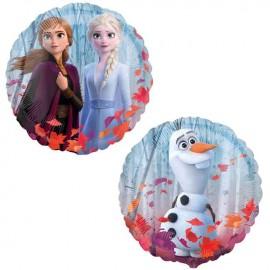 """Globos de foil 17"""" Frozen 2"""