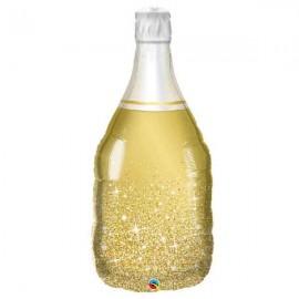 """Globos Foil de 39"""" (99Cm) Botella Fantasía"""