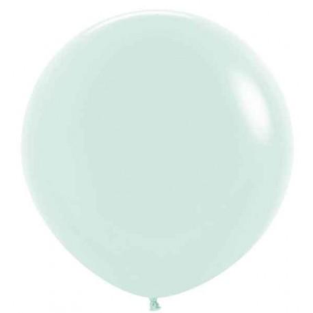 Globos 3FT (100cm) Pastel Mate Verde