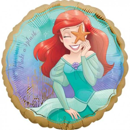 """Globos de Foil de 17"""" (43Cm) Ariel"""