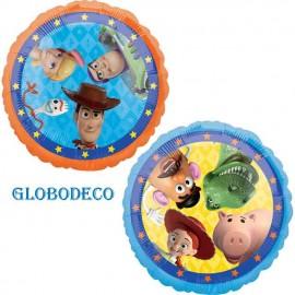 "Globos Foil 17"" (43Cm) Toy Story 4"