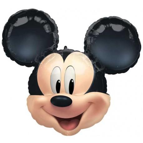 """Globos de foil supershape 25"""" Mickey Forever"""