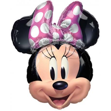"""Globos de foil supershape 26"""" Minnie Forever"""