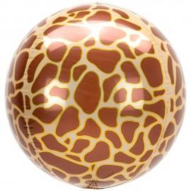 """Globos Foil 16"""" ORBZ Animalz Girafa"""