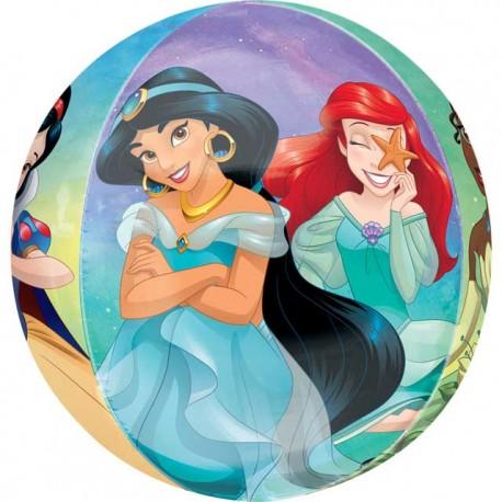 "Globos ORBZ 16"" Princesas Disney"