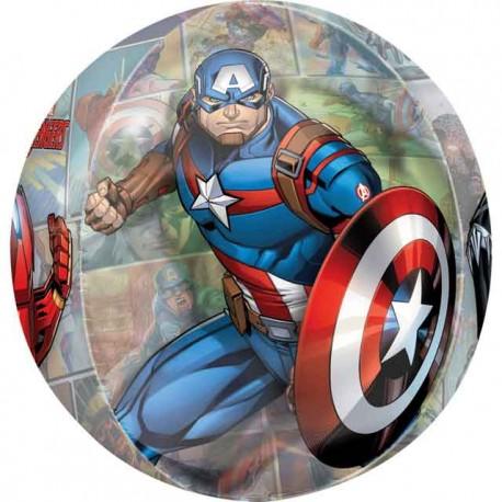 """Globos ORBZ 16"""" Avengers"""