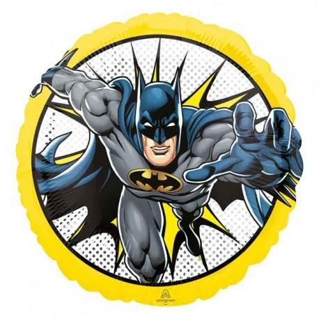 "Globos Foil 17"" Batman Liga justicia"