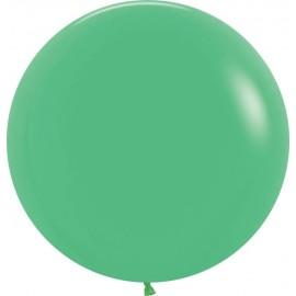 """Globos de Látex de 24"""" (61Cm) Verde"""