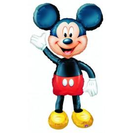 """Globos de foil de 52"""" Airwalker Mickey"""