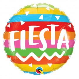 "Globos Foil 18"" (45Cm) Fiesta"