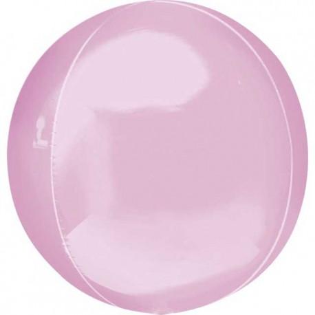 "Globos Foil 16"" ORBZ Rosa Pastel"