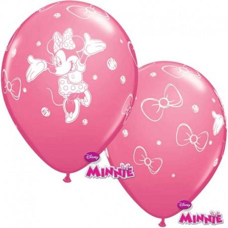 "Globos de Látex 12"" Minnie B6"