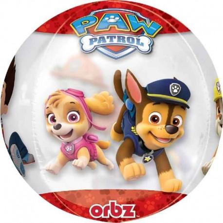 """Globos ORBZ 16"""" La Patrulla Canina"""