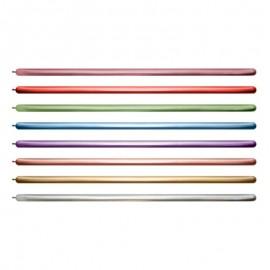 Globos Modelar 260S Colores Reflex Surtidos