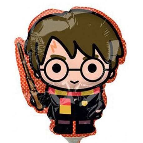 Globos Foil Mini Harry Potter
