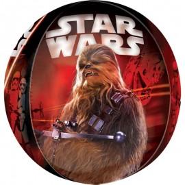 "Globos ORBZ 16"" Star Wars"