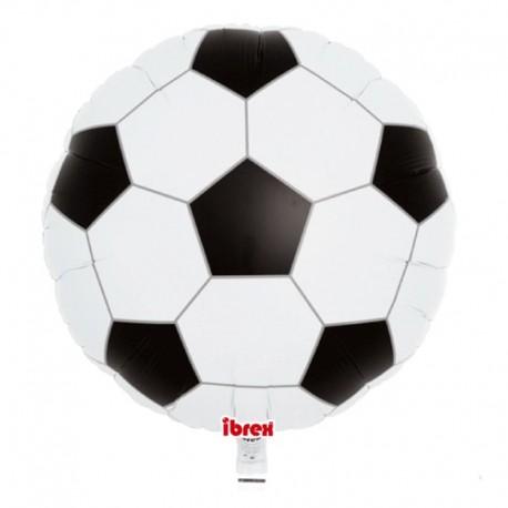 """Globos de foil de 14"""" Futbol Ibrex"""
