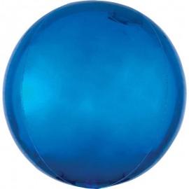 "Globos Foil 16"" ORBZ Azul"