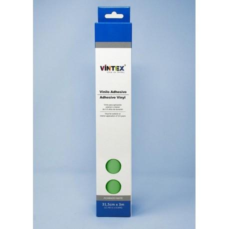 Vinilo Adhesivo Vintex Mate Verde Claro