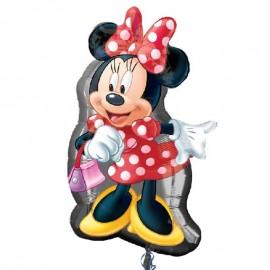 """Globos de foil supershape de 32"""" X 19"""" (81cm x 48cm) Minnie"""