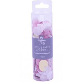 Confetti Papel Tissue Rosa
