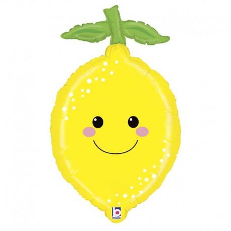 """Globos Foil 29"""" (74Cm) Limon"""