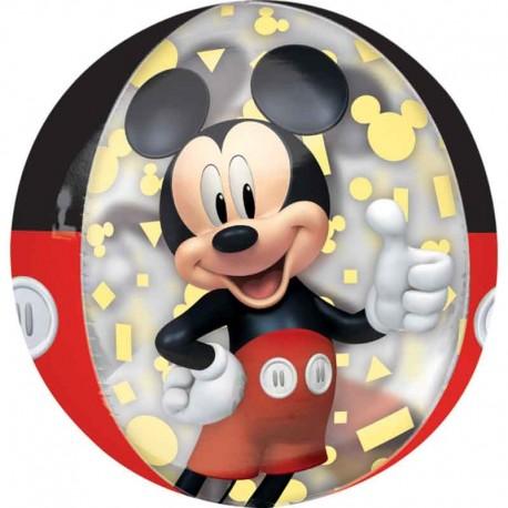 """Globos ORBZ 16"""" Mickey Forever"""