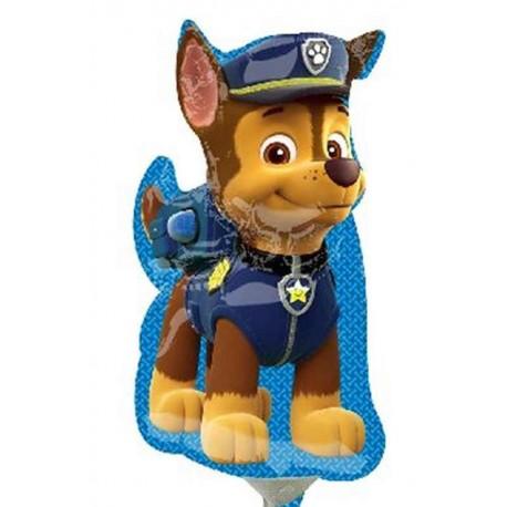 Globos de foil Mini Chase Patrulla Canina