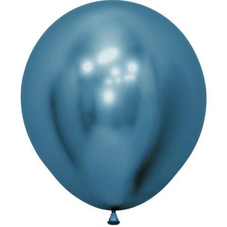 """Globos de 18"""" (45Cm) Reflex Azul"""