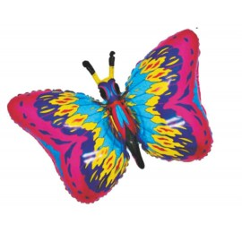 "Globos de foil de 14"" Mariposa exotica"