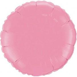 """Globos de foil Redondos de 18"""" Rosa"""