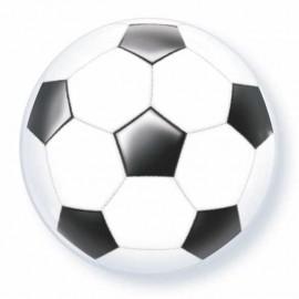 """Globos de foil de 22"""" Bubbles Futbol"""