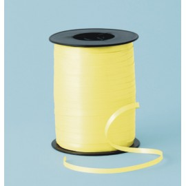 Cinta curling 5mm x 500m color amarillo