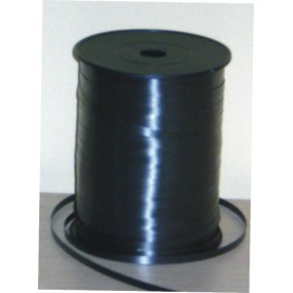 Cinta curling 5mm x 500m color negro