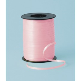Cinta curling 5mm x 500m color rosa claro
