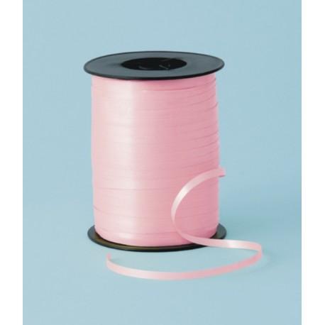 Cinta curling 5mm x 500m color rosa claro