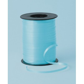 Cinta curling 5mm x 500m color azul claro